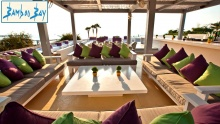 50% off Private VIP Sundeck on Weekdays and Weekends at Bamboo Bay ($200 instead of $400)