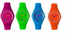 50% off Colorful Rubber Watches ($8.5 instead of $17)