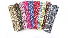 50% off Set of 2 Colourful Headbands ($2.5 instead of $5)