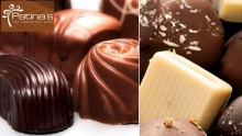 50% off Belgian Chocolate / Almond Dragees from Patina's (starting $30 instead of $60)