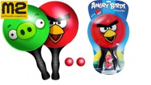 55% off Angry Birds Paddle Set ($10 instead of $22)