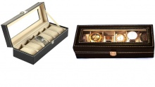 50% off Leather Jewelry Box ($25 instead of $50)