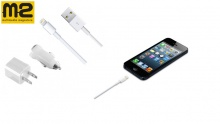 50% off 3 in 1 iPhone 5/5s Charger from M2 ($12.5 instead of $25)
