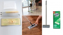 50% off Smart Clean Electrostatic Mop ($8.5 instead of $17)