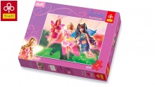50% off Barbie Puzzle ($4.5 instead of $9)