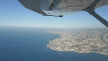 Fly with CCCL: Flight Tours Over Lebanon from Open Sky Aviation