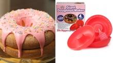 60% off Giant Doughnut Maker ($9.5 instead of $24)