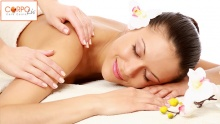 50% off Massage Packages from Corpolis (starting from $25 instead of $50)