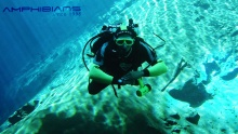 "50% off ""Fun Diving"" with Underwater Photo Shoot from Amphibians ($25 instead of $50)"