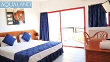 50% off One Night Stay for Two at Aqualand Hotel & Resort