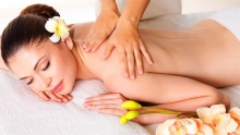 50% off 50-Minute Full Body Massage from Salon Gaby Dagher ($20 instead of $40)