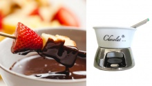 50% off Chocolate Fondue Sets (starting from $12 instead of $24)