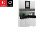51% off Brazilian Steel Cabinet from Kojo Decor ($195 instead of $400)