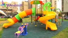 50% off Playground Access with Popcorn at Windmill ($5 instead of $10)