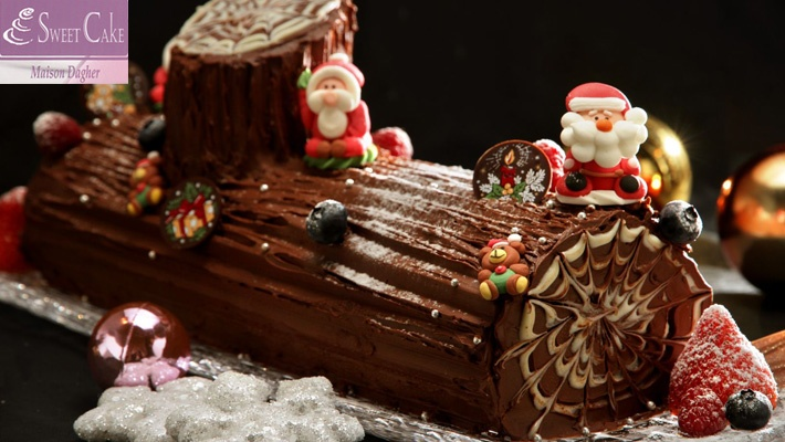 Gosawa beirut deal - Decoration buche de noel maison ...