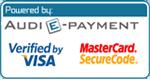 Audi E-Payment Gateway