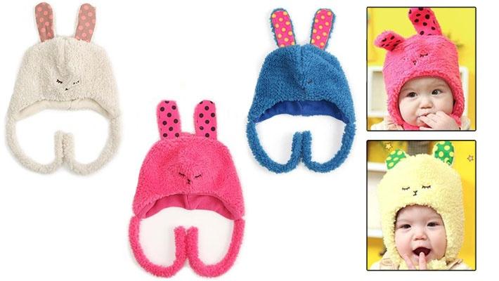 586249b72d0a Kids Winter Bunny Hats