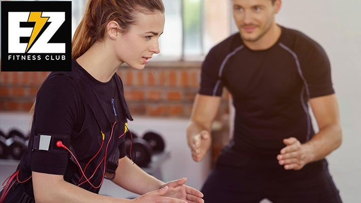 buy popular 6b68b 54b50 EMS Training Sessions at EZ Gym (starting from  37 instead of  75)