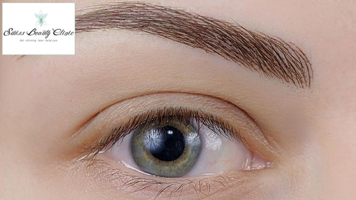 9bbb04c749a 67% off Eyebrow Microblading Tattoo from Swiss Beauty Clinic ($99 instead  of $300)