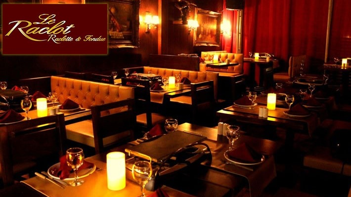 50 off raclette fondue formula with open wine at le raclot 25 instead of 50