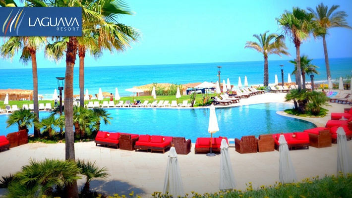 50 Off Full Day Access For 2 People To Laguava Resort Rmeileh 26 6 Instead Of 53