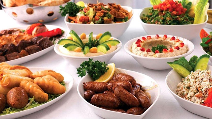 Eid Special  Breakfast   Lunch at Bzebdine New Valley   Gosawa ... ee22eef27e