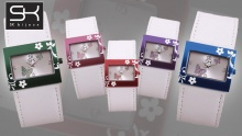 50% off a Watch of Your Choice from the Flower Power Collection From SK Bijoux ($16.5 instead of $33)