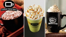50% off Food and Beverages from the Menu at Coffee Beanery ($5 instead of $10)