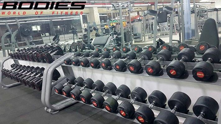 Gym membership at bodies zouk gosawa beirut deal