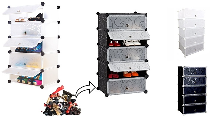 newest fa16a ea4a8 53% off High Quality Shoe Storage Cabinet ( 27.99 instead of  60)