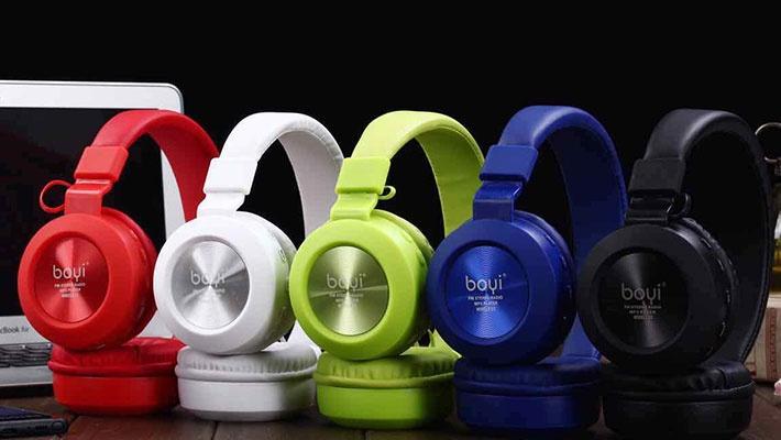 eed5b20b6d6 Boyi Wireless Stereo Bluetooth Headphone ($17.99 instead of $25.77)