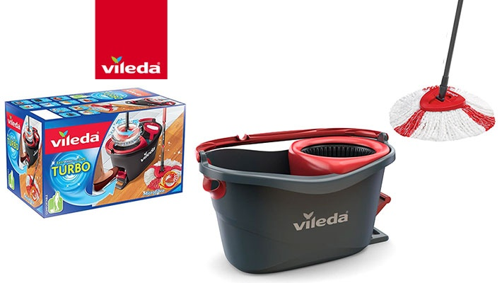 Vileda Easy Wring Clean Turbo Gosawa Beirut Deal
