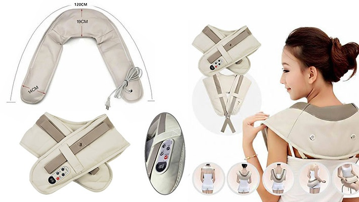 Furniture Accessories Lighten Up Hammock For Head Neck Body Massager Highly Polished