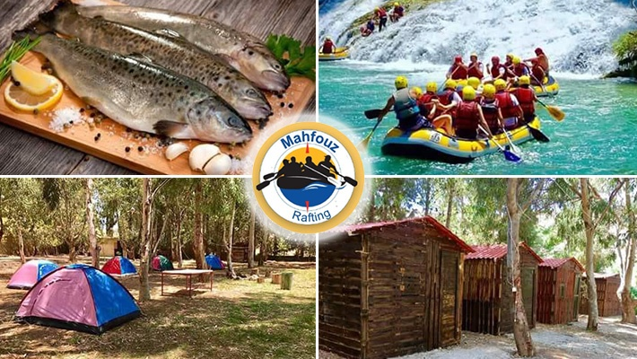 b034bc2a1cc6 Rafting Adventure with Lunch & Camping | Gosawa Beirut Deal