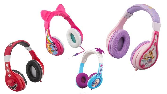 f4921e7e113 iHome Kiddesigns Over Ear Headphones   Gosawa Beirut Deal