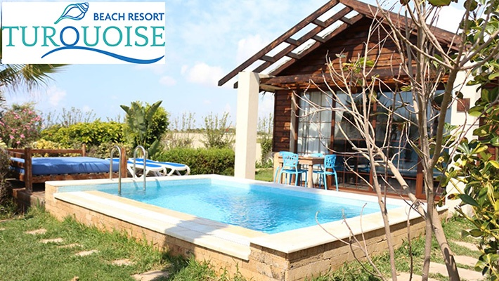 Bungalow Accommodation With Breakfast For Two At Turquoise Beach Resort Starting From 130 Instead Of 200