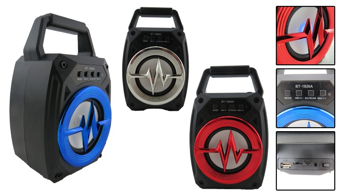 Super Bass Wireless Speaker ( 11.99 instead of  18) 99e3d7797d