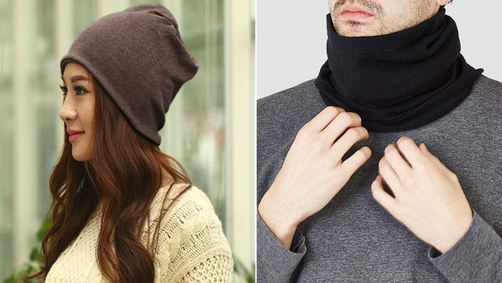 181572cb 73% off 4-in-1 Unisex Scarf / Beanie (starting from $2.66 instead of $10)
