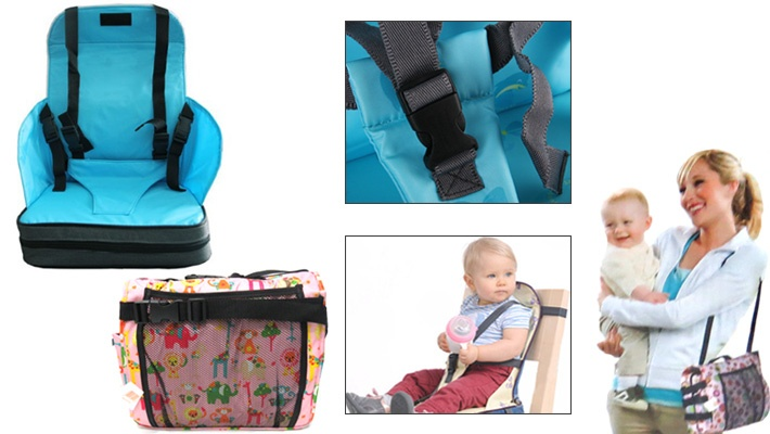 79% off Portable Baby Chair Bag ( 12.66 instead of  60) d8e04be3c1