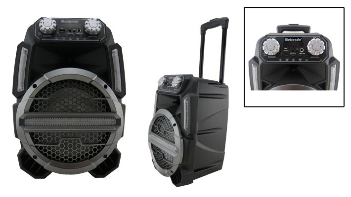 Meirende MH9 Bluetooth Speaker | Gosawa Beirut Deal