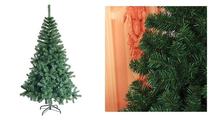 Spruce Hinged Artificial Christmas Trees Starting From 43 33 Instead Of 85