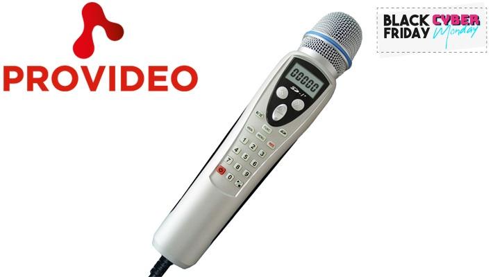Portable Karaoke Machine Microphone ($110 instead of $150)