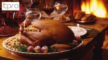 50% off 5 Kg Turkey with Assorted Rice, Nuts & Dried Fruits + Wine Bottle from BPro Catering ($75 instead of $150)