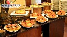 50% off Breakfast Buffet at Golden Tulip Serenada Hotel ($11 instead of $22)
