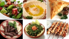 50% off Lebanese Mezza + Mashawi + Arak from Pines Resto Cafe ($15 instead of $30)