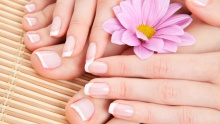 50% off Mani-Pedi Session at Soins et Beauté ($10 for $20 value)