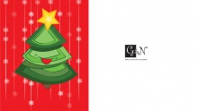 60% off a Set of 5 Christmas Greeting Cards from G & N ($8 instead of $20)