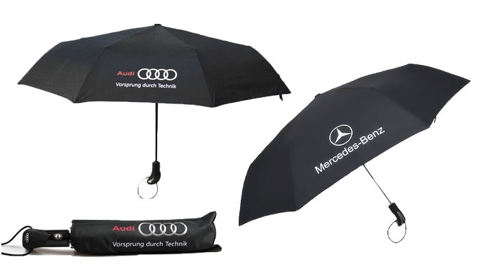 5154ba8a9 Car Brand Logo Automatic Umbrella ($13.33 instead of $19)