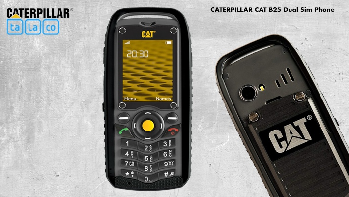 adf5e61d CATERPILLAR CAT B25 Dual Sim Phone | Gosawa Beirut Deal