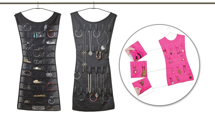 DoubleSided Hanging Jewelry Scarf Organizers Gosawa Beirut Deal
